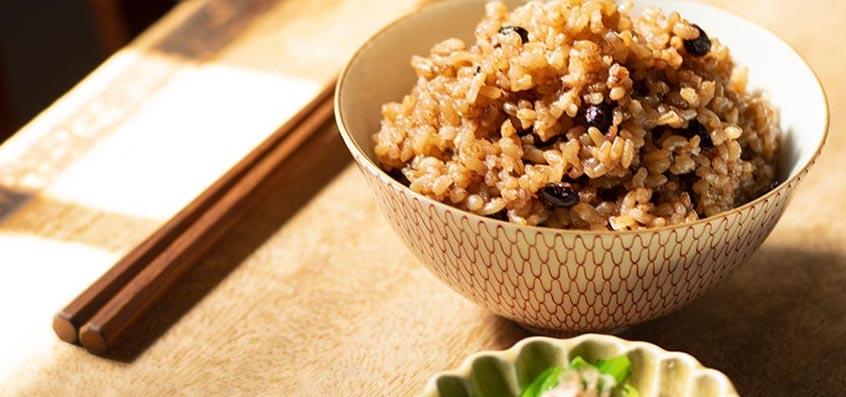玄米 ダイエット 寝かせ